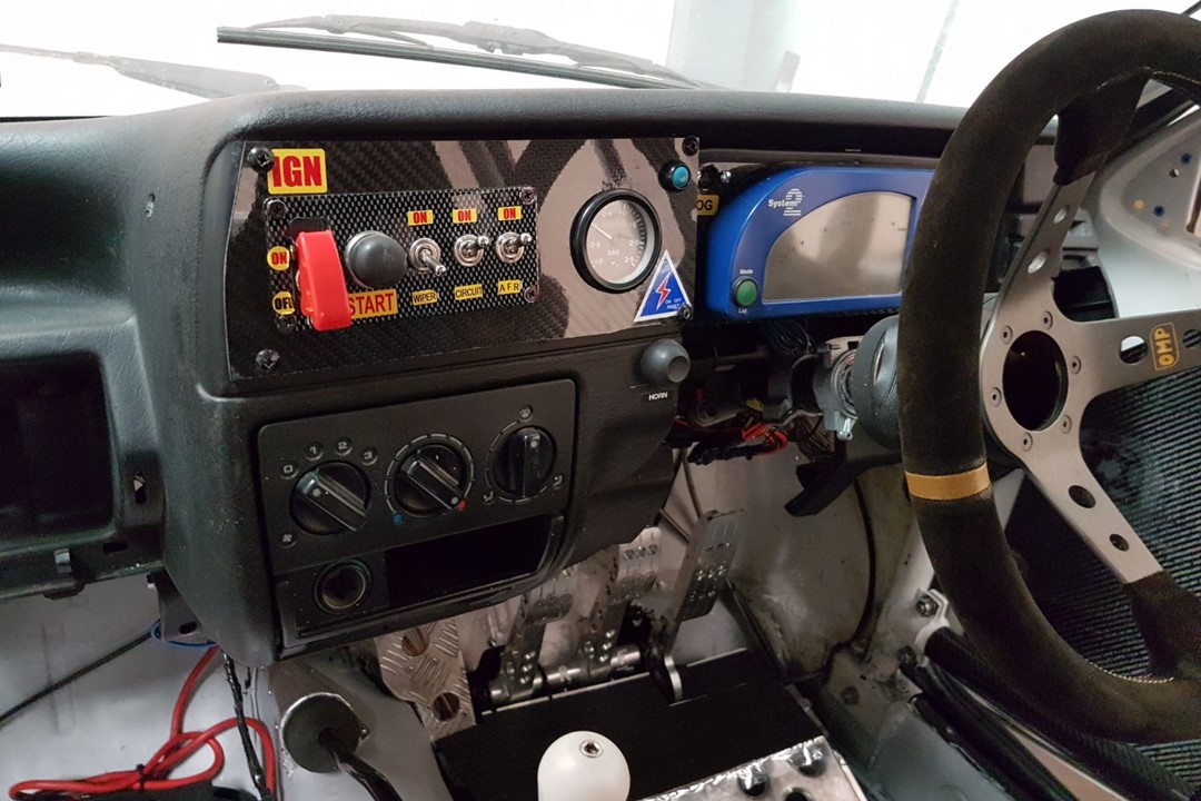 VW Motorsport G40 Cup