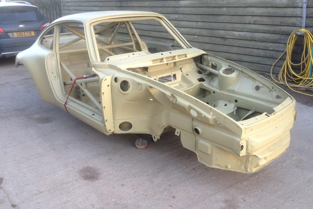 Porsche 993 project