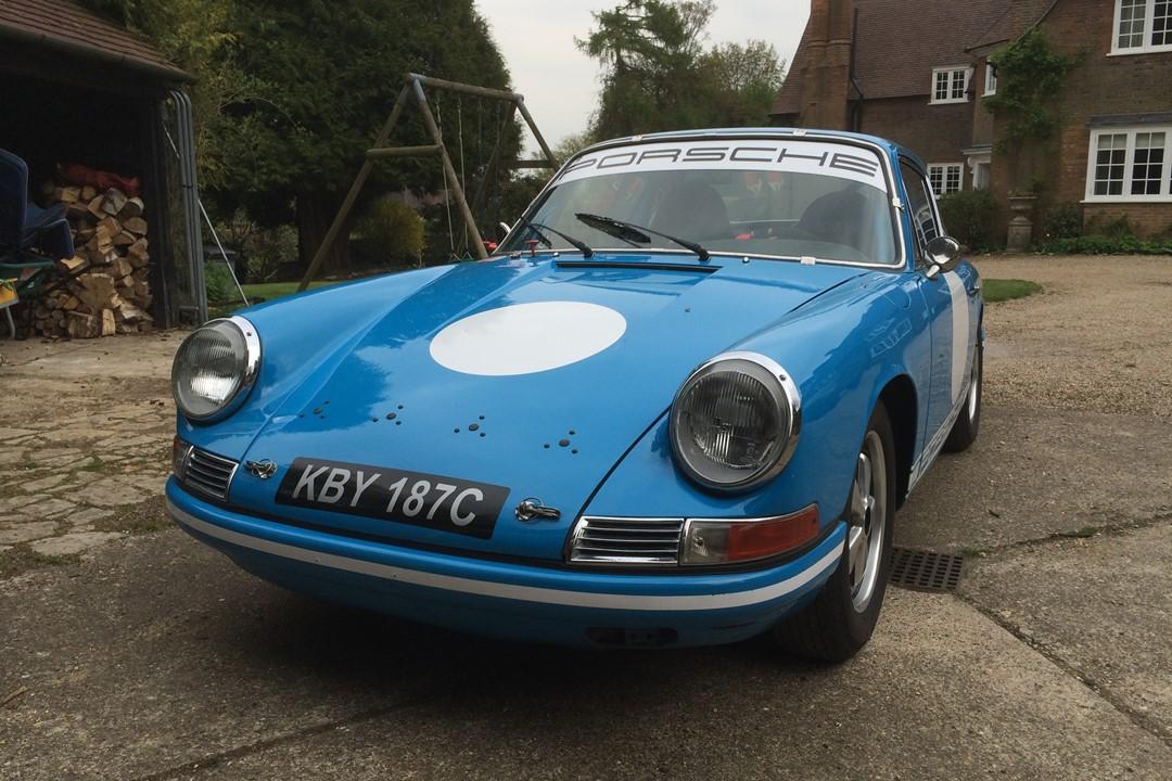 Porsche 911 - 901