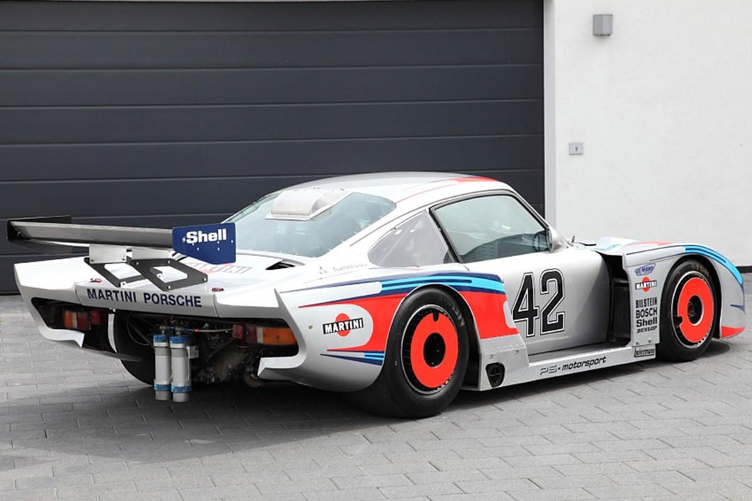 Porsche 935 K4 - DP Motorports