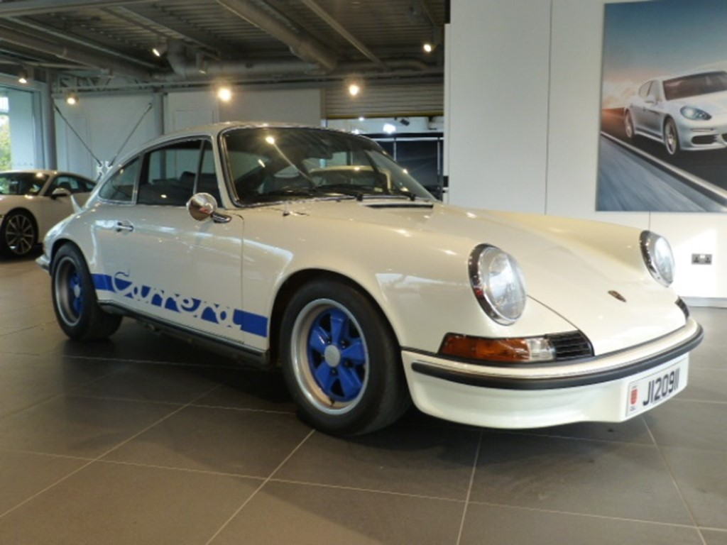 Porsche 911 Carrera 2.7 RS Touring