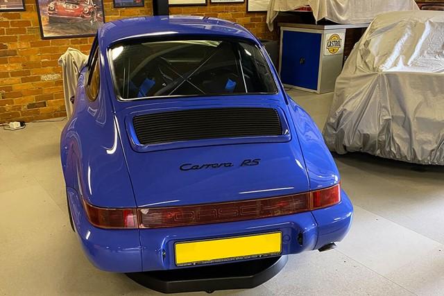 Porsche 964 RS Lightweight