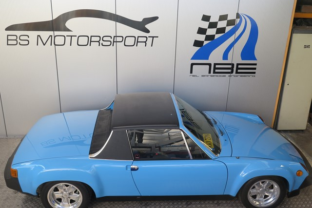 Porsche 914/6 GT Recreation